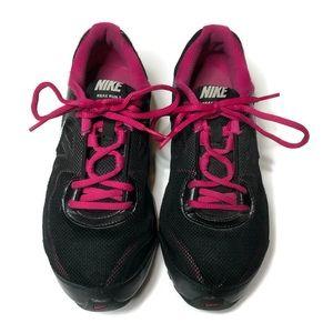 Nike Reax Running Shoesn Pink Black